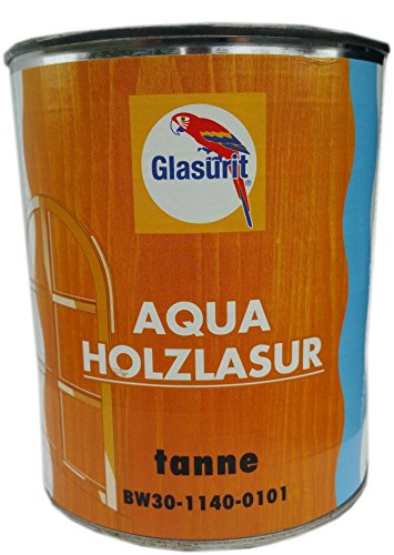 Glasurit Aqua vernice trasparente per legno 0,75ml