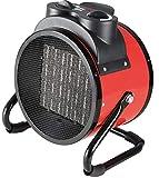 Valex 1860106 Generador de aire caliente de 3 kW