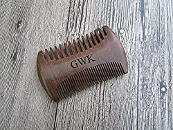 handmade gifts for long distance boyfriend ~ Wooden Comb