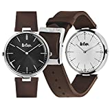 Reloj LEE COOPER LC06636.332 Ladies Colleccion Collection Análogo Moda y elegancia en tu mano-Café
