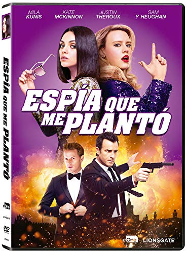 El Espía Que Me Plantó [DVD]