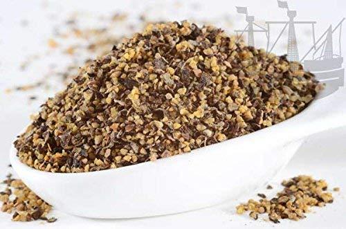 Knoblauchpfeffer Gewürzmischung, geschrotet, ohne Salz, Glutamat und Geschmackverstärker, 100g - Bremer Gewürzhandel