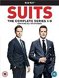 Suits: Complete Series (S1-S9) (30 Blu-Ray) [Edizione: Regno Unito] [Italia] [Blu-ray]