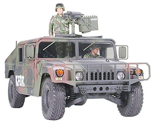 TAMIYA 300035263 - 1:35 US M1025 Humvee/Hummer bewaffnet (2)