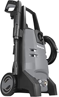 Sun Joe SPX1501-GRY 1800 Max PSI 1.8 GPM 13-Amp Electric Pressure Washer, Gray