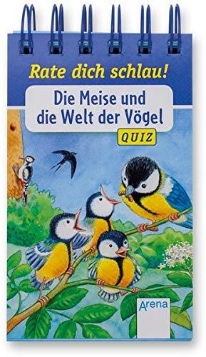Die Meise und die Welt der Vögel: Rate dich schlau! Quiz