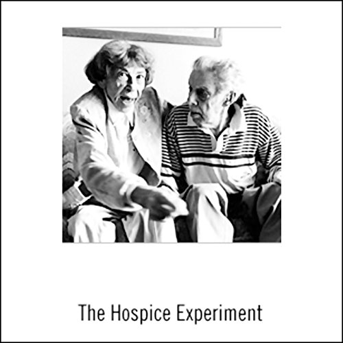 The Hospice Experiment audiobook cover art