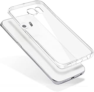 Phonest Soft Tpu Case of Samsung Galaxy S7 edge with screen protector - Transparent