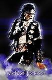 A-HODEC9 Michael Jackson 60cm x 92cm,24inch x 37inch Silk