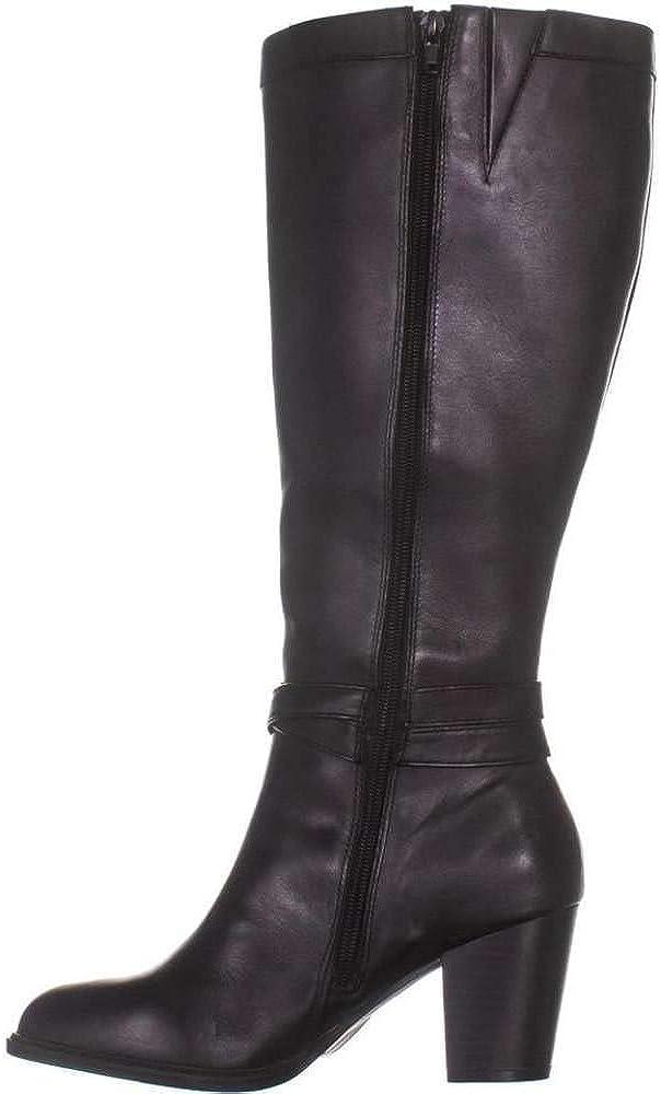 Giani Bernini Womens Rozario Almond Toe Mid-Calf Fashion Boots