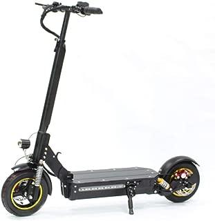 KUSAZ Freno Plegable Scooter eléctrico 1000W Mono Motor ...