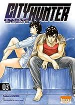 City Hunter Rebirth T03 (03) de Sokura Nishiki