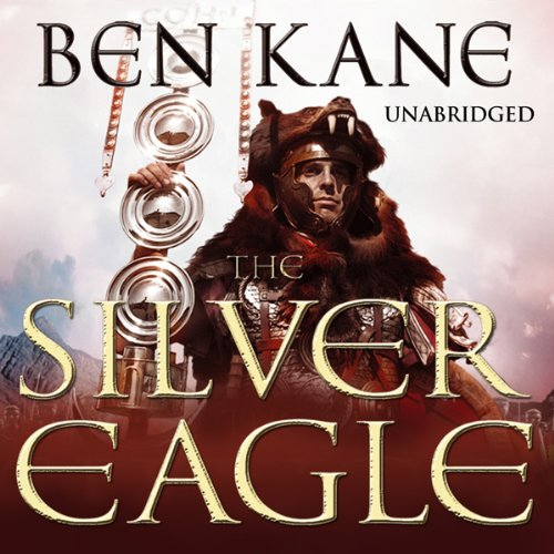 The Silver Eagle audiobook cover art