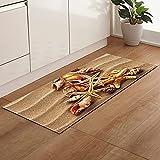 Alfombrillas Antideslizantes de Cocina Modernas, alfombras...