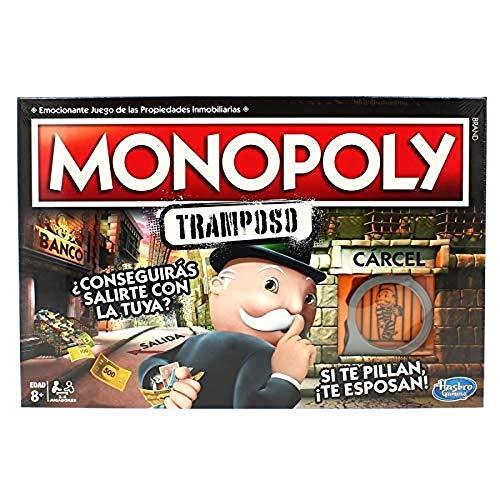 Monopoly- Tramposo (Versin Espaola) (Hasbro E1871105)