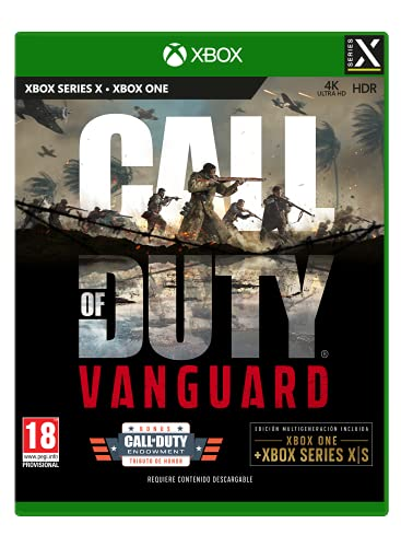Call of Duty: Vanguard [Xbox Series X-S]