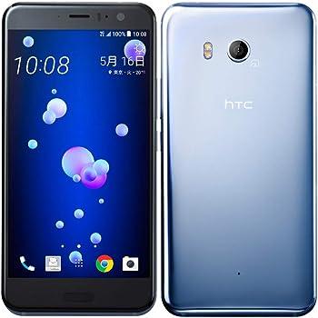 HTC 【SIMロック解除済】Softbank HTC U11 601HT アメイジング シルバー