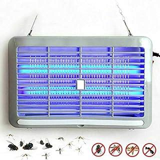 yqs Lámpara de Mosquito 4w Lámpara Ultravioleta Eléctrica para Matar Mosquitos Luz Nocturna Led Insecto Insecto Trampa De Moscas Electrónica Anti Mosca Luz De Control De Plagas