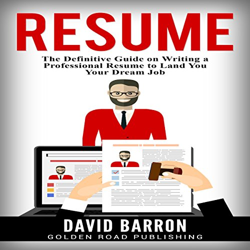 Resume audiobook cover art
