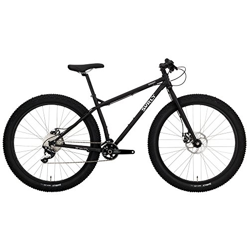 Surly Krampus Ops MTB Komplettrad, 29+, S/15, flat black