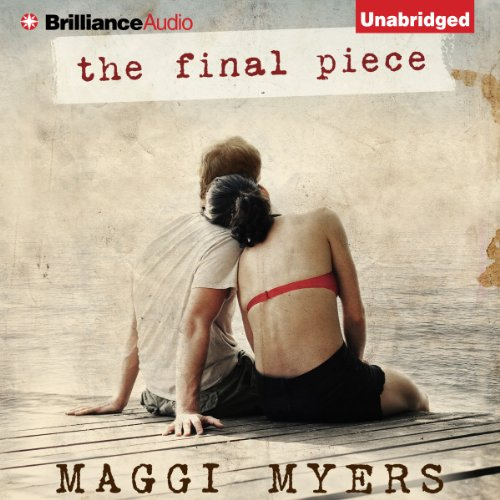 The Final Piece audiobook cover art