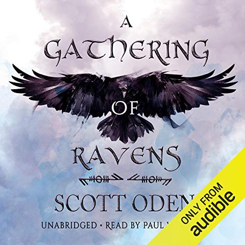 A Gathering of Ravens audiobook cover art