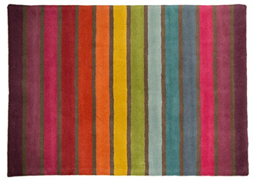 WEST DERBY CARPET ONLINE LTD Tapis Enfants – Enfants Tapis Enfant Illusion Candy Multi Tapis 160 cm x 220 cm