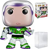 Disney Pixar: Toy Story - Buzz Lightyear '20th Anniversary' Funko Pop! Vinyl Figure (Includes Compatible Pop Box Protector Case)