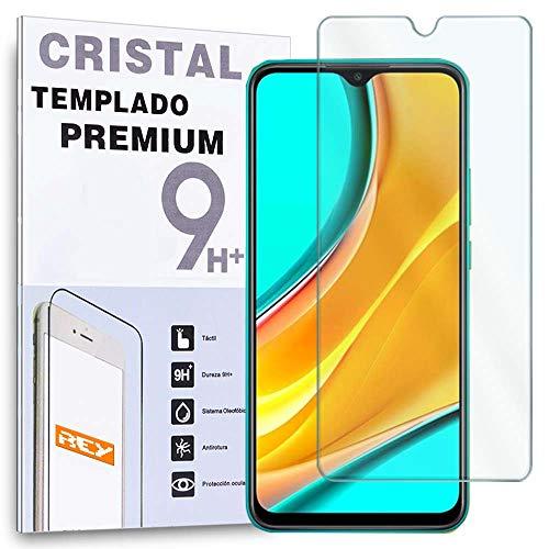 Protector de Pantalla para XIAOMI REDMI 9 - REDMI 9A - REDMI 9C, Cristal Vidrio Templado Premium