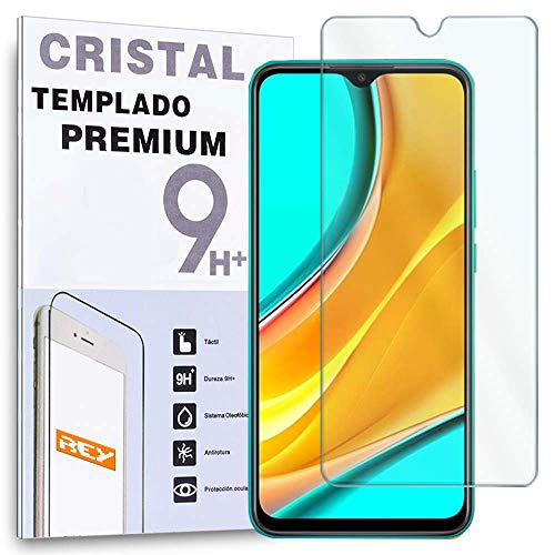 Protector de Pantalla para XIAOMI REDMI 9 - REDMI 9A - REDMI 9C - REDMI 9AT, Cristal Vidrio Templado Premium