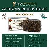 Zoom IMG-1 pranaturals sapone nero africano 200g