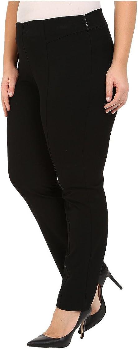 Vince Camuto Women's Plus Size Front Seam Pants