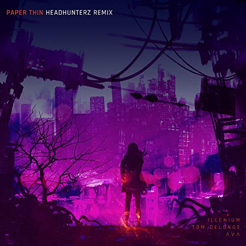 Paper Thin (Headhunterz Remix)