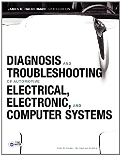 Diagnosis and Troubleshooting of Automotive Electrical, Electronic, and Computer Systems: Diag Trou Auto PDF_2d _6 (Pearson Automotive Series)