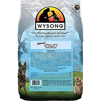 Wysong Optimal Vitality Adult Feline Formula Dry Cat Food 5 lb