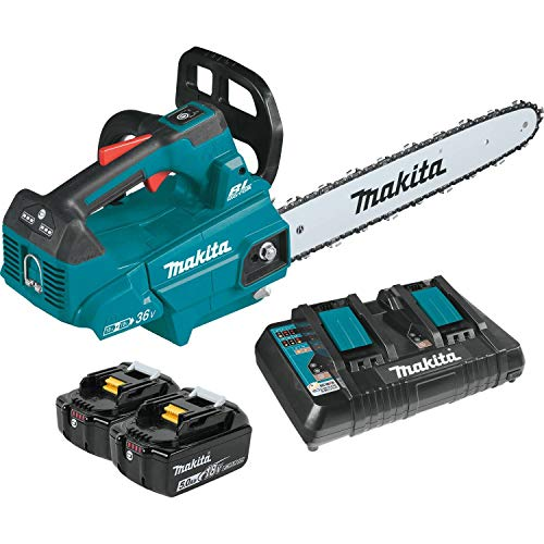 Buy Discount Makita XCU09PT Lithium-Ion Brushless Cordless (5.0Ah) 18V X2 (36V) LXT 16 Top Handle C...