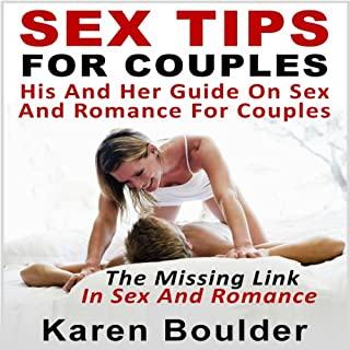Sex Tips for Couples audiobook cover art
