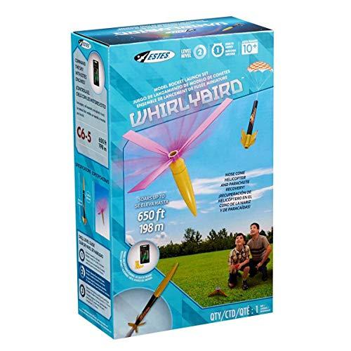 Estes Whirlybird Rocket Launch Set Model Kit