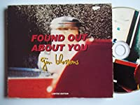 Found Out About You