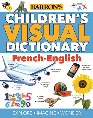 Children's Visual Dictionary: French-English (Children's Visual Dictionaries)