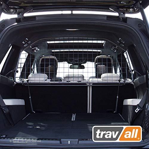 Travall Guard Hundegitter Kompatibel Mit Mercedes-Benz GLS (Ab 2016) TDG1569 - Maßgeschneidertes Trenngitter in Original Qualität