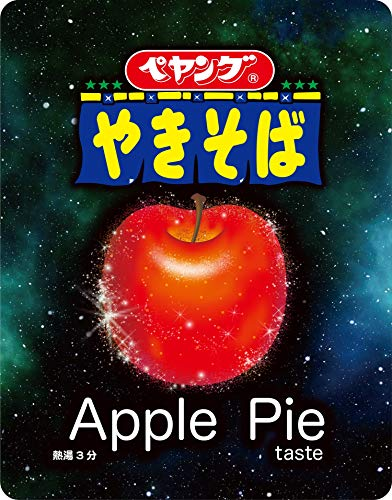 ペヤング アップルパイテイスト やきそば 112g ×18箱