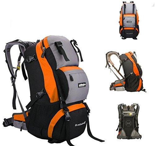 Professional prend en charge, sac à dos sac à dos outdoor Kit 42L l voyage d'escalade , orange