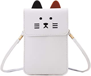 Women Small Crossbody Bag - Cell Phone Purse Smartphone Wallet Bags