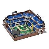 Myste MOC-76626 - Juego de construcción modular para estadio de béisbol, 7313 bloques de construcción con sujeción, modelo de arquitectura grande, edificio modular, compatible con casa Lego