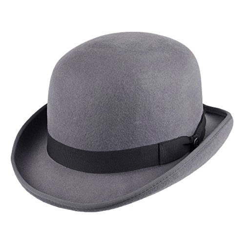 Jaxon & James Chapeau Melon Gris M
