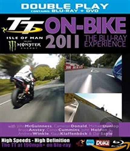 TT 2011 On Bike Experience