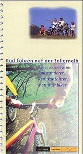 Radfahren auf der Zollernalb: 1:50000. Radwanderführer (Radtouren)
