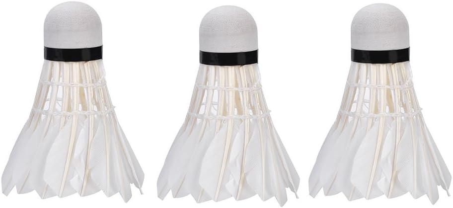 Raleigh Mall Badminton Balls Durable Feather for Shuttlecocks trend rank Trai