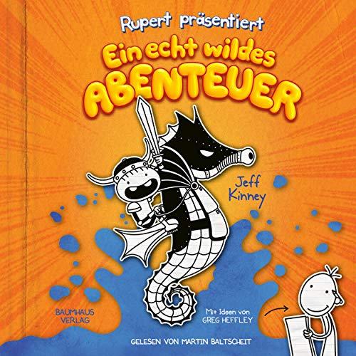 Rupert präsentiert - Ein echt wildes Abenteuer cover art
